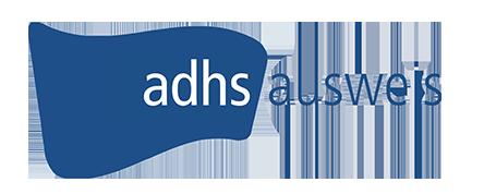 ADHS-Ausweis – Der Ausweis für ADHS-Patienten Logo