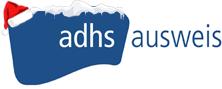 adhs-ausweis.de – der Ausweis für ADHS-Patienten Logo